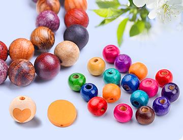 Wood Beads