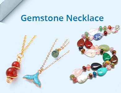 GemstoneNecklace