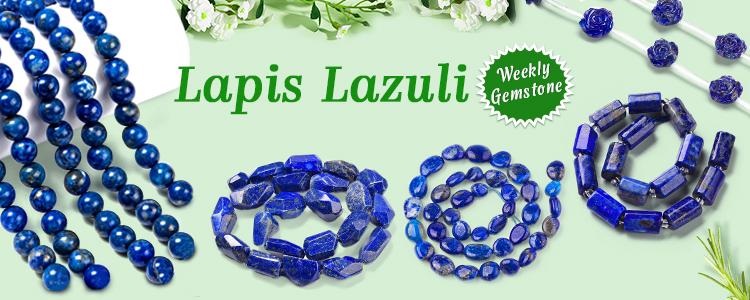 Weekly Gemstone Lapis Lazuli