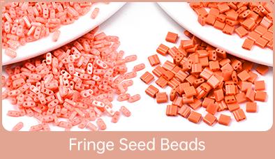 Fringe Seed Beads