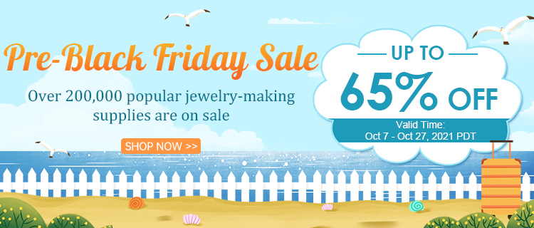 Pre-Black Friday Sale Up to 65% OFF