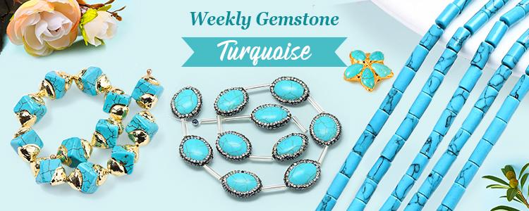 Weekly Gemstone Turquoise